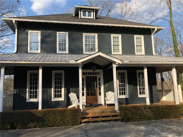 295 Fredericks Cove, Dawsonville, GA 30534 (MLS #5984132) :: Carr Real Estate Experts