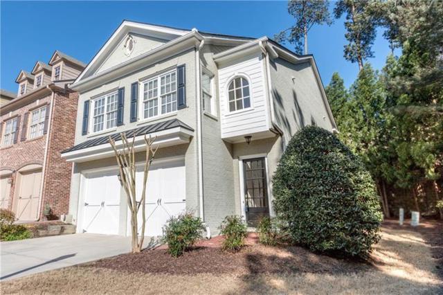 4424 Wilkerson Manor Drive SE #4424, Smyrna, GA 30080 (MLS #5984134) :: Dillard and Company Realty Group