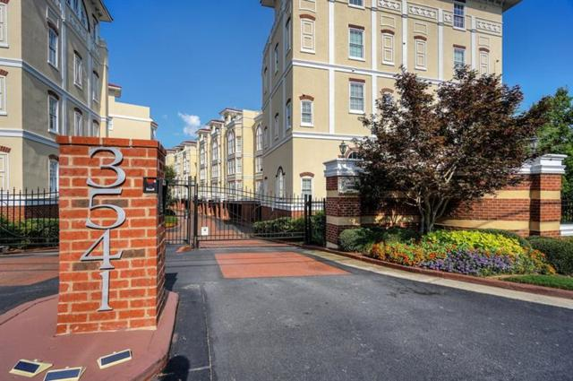 3541 Roswell Road NE #16, Atlanta, GA 30305 (MLS #5984149) :: The Holly Purcell Group