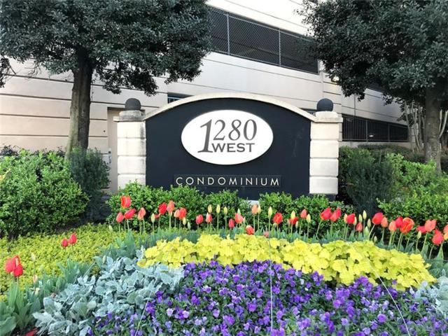 1280 W Peachtree Street NW #1107, Atlanta, GA 30309 (MLS #5984181) :: Carr Real Estate Experts
