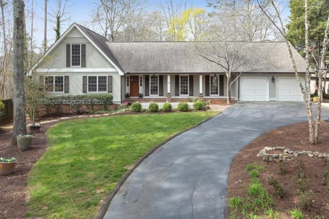 3610 Clubland Drive, Marietta, GA 30068 (MLS #5984182) :: The Holly Purcell Group