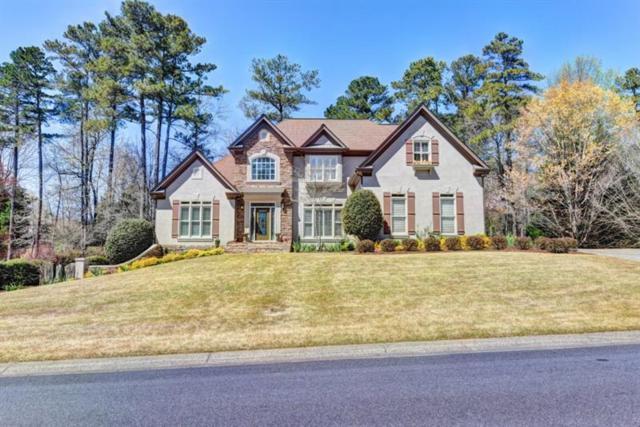 4455 Barony Drive, Suwanee, GA 30024 (MLS #5984256) :: RE/MAX Paramount Properties
