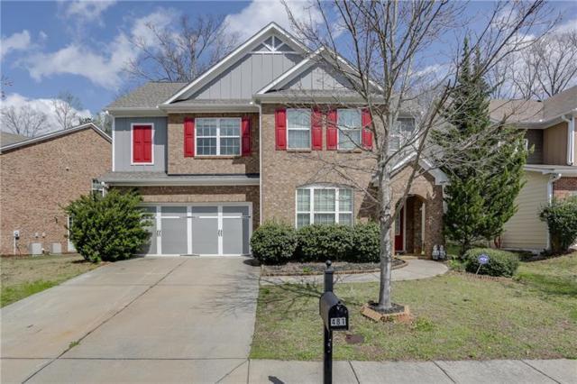 481 Marble Springs Road, Lilburn, GA 30047 (MLS #5984315) :: RE/MAX Paramount Properties