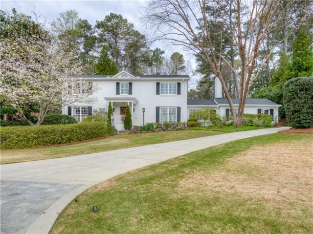 53 Barbara Lane, Atlanta, GA 30327 (MLS #5984333) :: Dillard and Company Realty Group