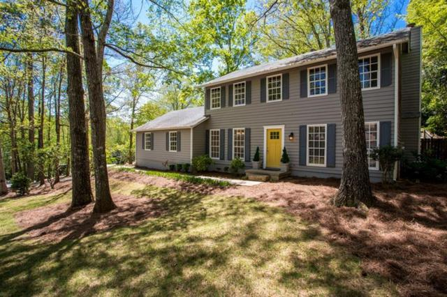 3644 Parkmont Court, Peachtree Corners, GA 30092 (MLS #5984351) :: Buy Sell Live Atlanta