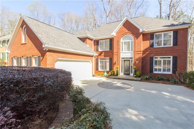 4345 White Surrey Drive NW, Kennesaw, GA 30144 (MLS #5984384) :: North Atlanta Home Team