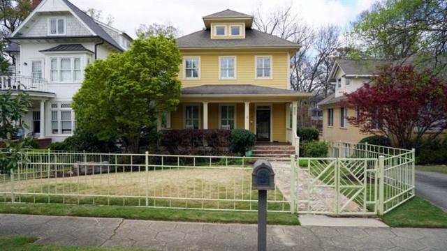 1260 North Avenue, Atlanta, GA 30307 (MLS #5984428) :: Dillard and Company Realty Group