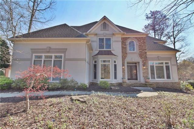 1082 Laurel Grove Court, Suwanee, GA 30024 (MLS #5984467) :: RE/MAX Paramount Properties