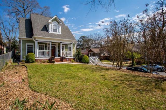 518 E Ontario Avenue SW, Atlanta, GA 30310 (MLS #5984514) :: Carr Real Estate Experts