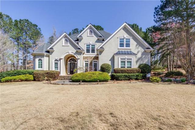 550 Champions Hills Drive, Alpharetta, GA 30004 (MLS #5984526) :: RE/MAX Paramount Properties