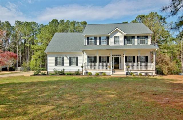 450 Crescent Drive, Newnan, GA 30265 (MLS #5984544) :: Carr Real Estate Experts
