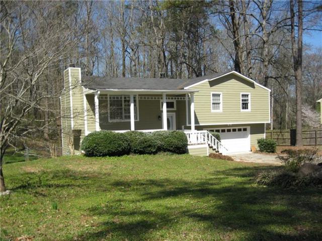 2871 Wood Forest Road NE, Marietta, GA 30066 (MLS #5984559) :: RE/MAX Paramount Properties