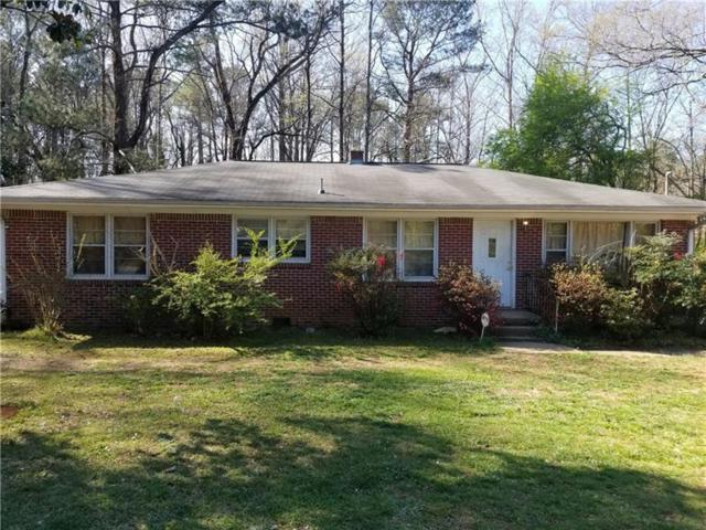 5001 Redan Road, Stone Mountain, GA 30088 (MLS #5984571) :: The Cowan Connection Team