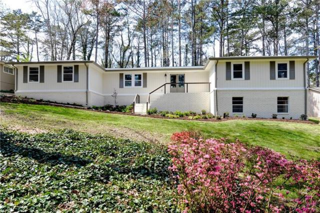 210 E Valley Drive, Marietta, GA 30068 (MLS #5984575) :: RE/MAX Paramount Properties