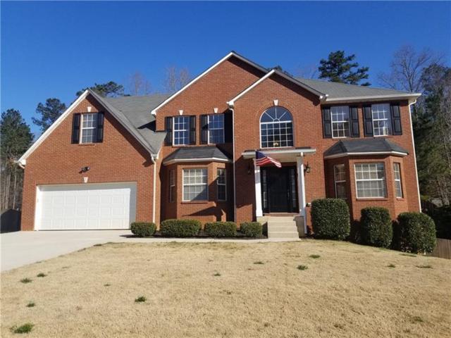 65 Silverleaf Lane, Dallas, GA 30157 (MLS #5984583) :: Carr Real Estate Experts