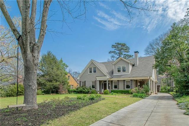 561 Ridgecrest Road NE, Atlanta, GA 30307 (MLS #5984616) :: RE/MAX Paramount Properties