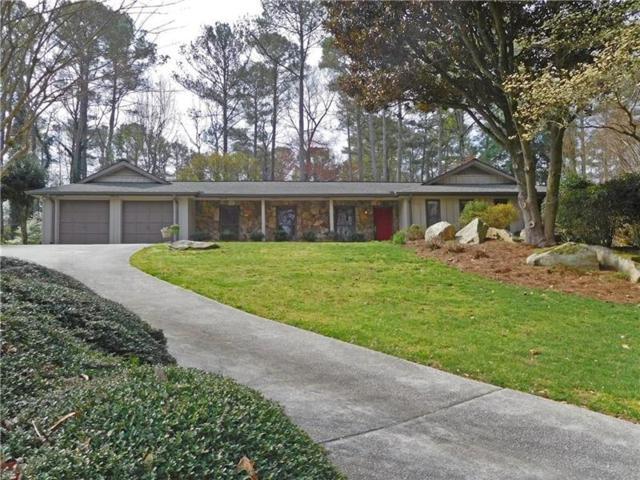 5040 Willeo Ridge Court, Marietta, GA 30068 (MLS #5984629) :: RE/MAX Paramount Properties