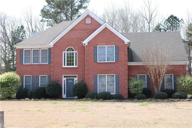 3813 Martingale Drive SE, Conyers, GA 30094 (MLS #5984631) :: RE/MAX Paramount Properties