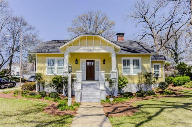 1981 Cambridge Avenue, Atlanta, GA 30337 (MLS #5984632) :: Carr Real Estate Experts