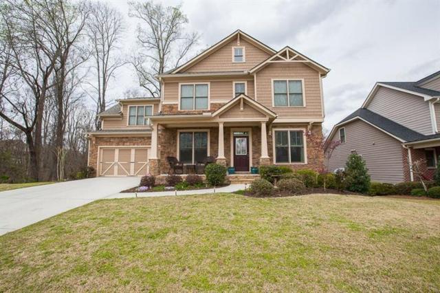 7308 Lake Sterling Boulevard, Flowery Branch, GA 30542 (MLS #5984903) :: North Atlanta Home Team