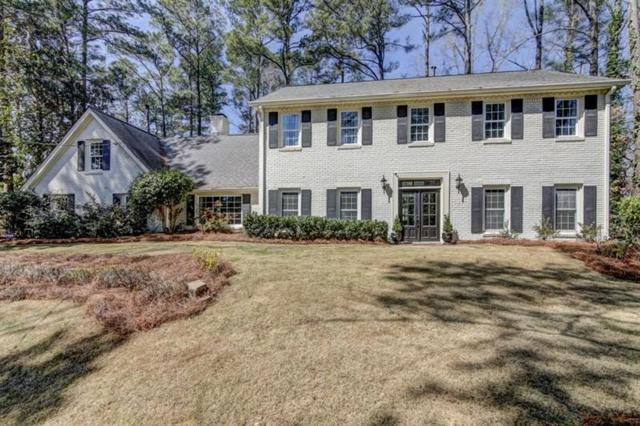 6400 Blackwater Trail, Atlanta, GA 30328 (MLS #5984923) :: Carr Real Estate Experts