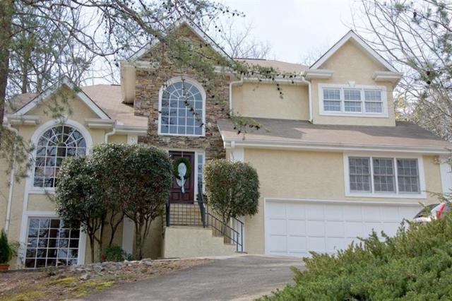 4495 N Slope Circle, Marietta, GA 30066 (MLS #5985031) :: North Atlanta Home Team