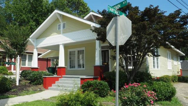 611 E Main Street, Canton, GA 30114 (MLS #5985051) :: North Atlanta Home Team