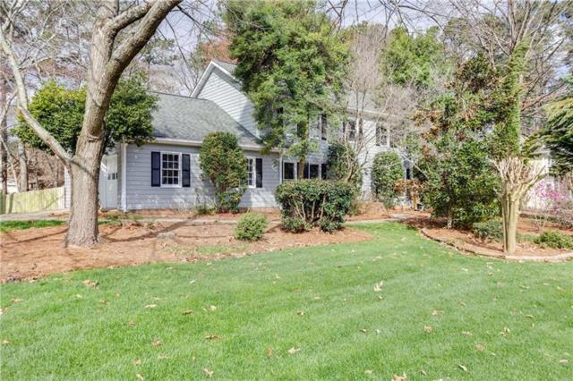 3019 Coach Lane, Marietta, GA 30062 (MLS #5985053) :: Carr Real Estate Experts