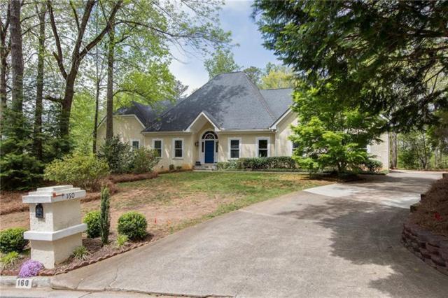160 Grogans Landing, Sandy Springs, GA 30350 (MLS #5985068) :: North Atlanta Home Team