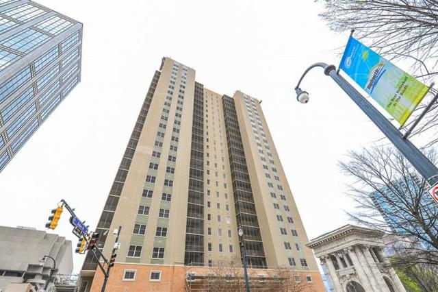 300 Peachtree Street 16E, Atlanta, GA 30308 (MLS #5985106) :: Willingham Group