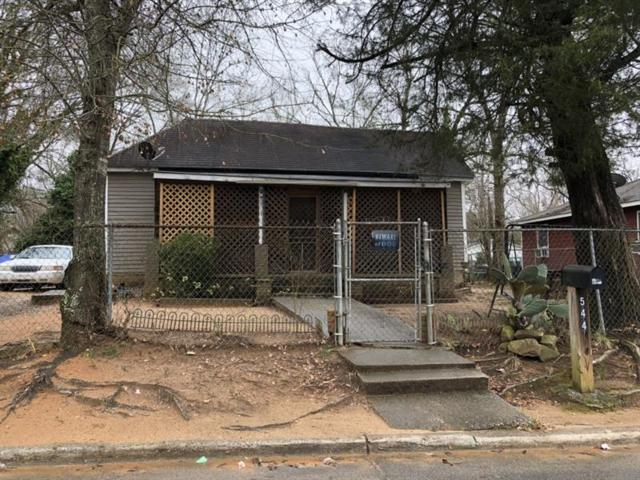 544 N 13th Street N, Griffin, GA 30223 (MLS #5985171) :: North Atlanta Home Team
