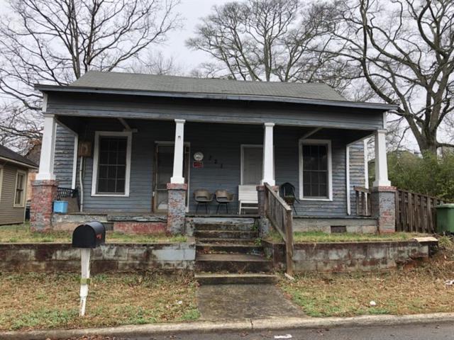 721 Ray Street, Griffin, GA 30223 (MLS #5985177) :: RE/MAX Prestige