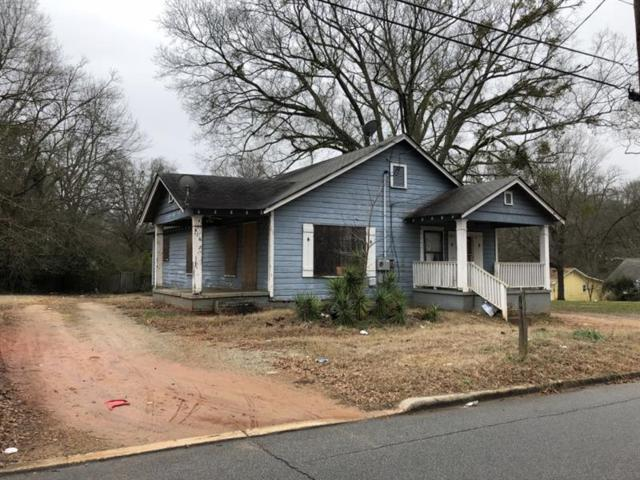 826 Ray Street, Griffin, GA 30223 (MLS #5985183) :: The Cowan Connection Team