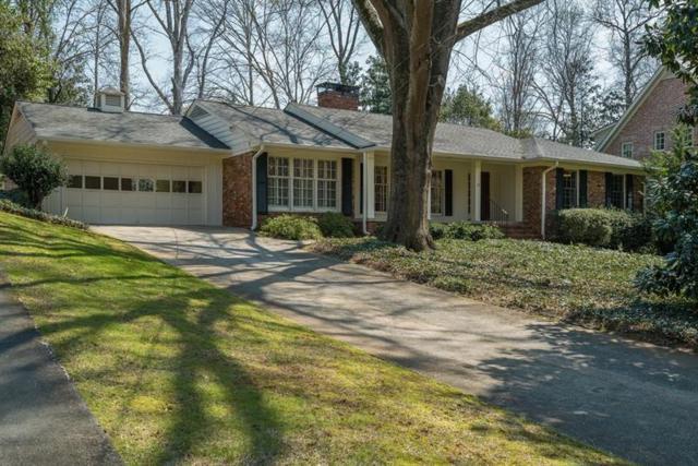 3205 Verdun Drive NW, Atlanta, GA 30305 (MLS #5985248) :: Carr Real Estate Experts