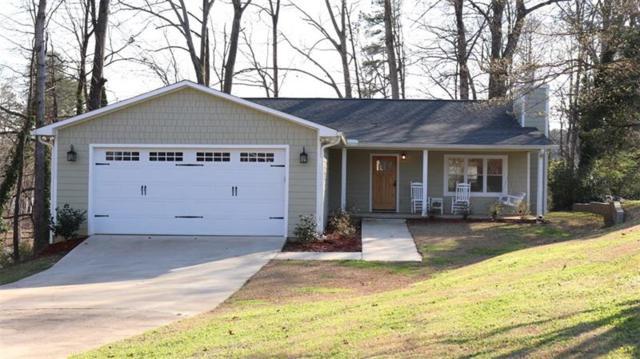 197 Paradise Point, Lavonia, GA 30553 (MLS #5985479) :: North Atlanta Home Team