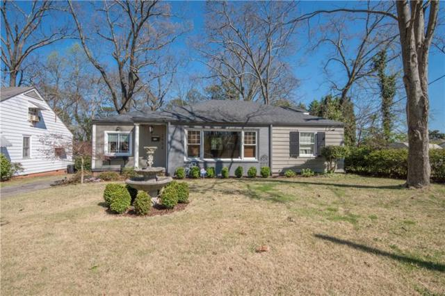 2552 E Woodland Circle, East Point, GA 30344 (MLS #5985496) :: North Atlanta Home Team