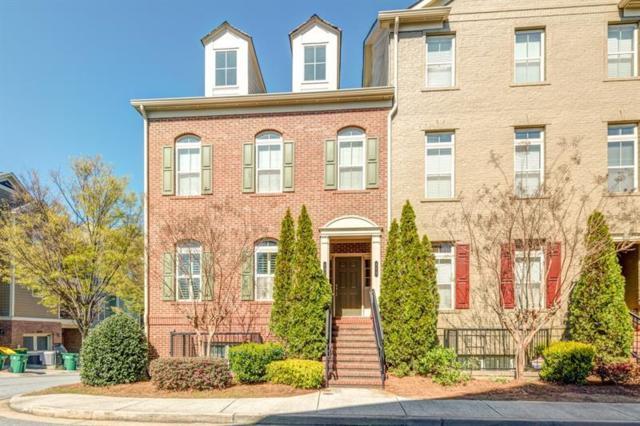 751 Berrydale Drive, Atlanta, GA 30328 (MLS #5985507) :: Carr Real Estate Experts