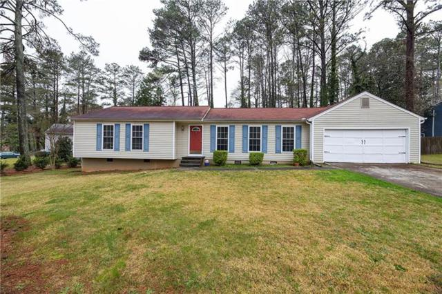 441 Wall Street, Marietta, GA 30068 (MLS #5985543) :: Carr Real Estate Experts