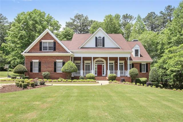 495 Champions View Drive, Milton, GA 30004 (MLS #5986013) :: North Atlanta Home Team