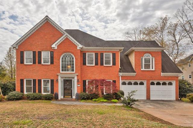 3151 Crestmont Way NW, Kennesaw, GA 30152 (MLS #5986014) :: Carr Real Estate Experts