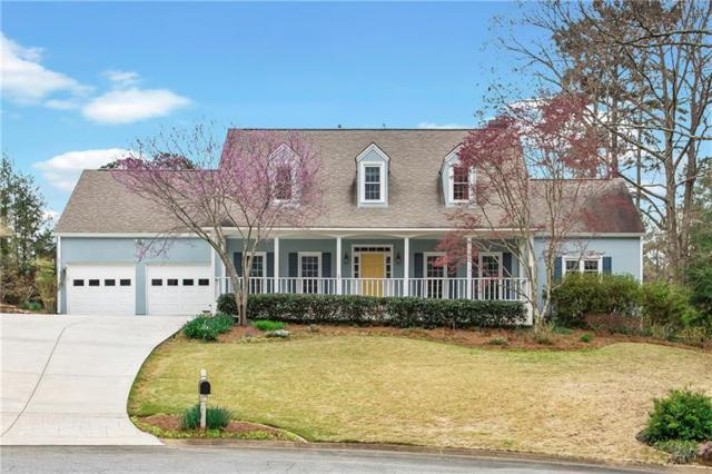 2915 Preakness Drive NW, Marietta, GA 30064 (MLS #5986075) :: The Bolt Group