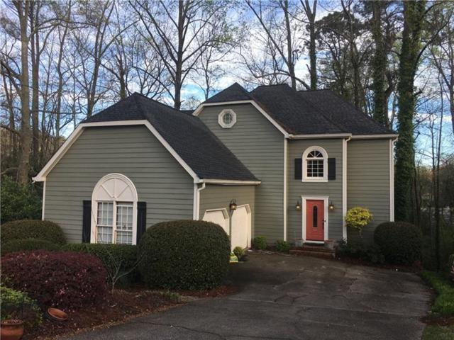 680 Oakledge Drive NW, Marietta, GA 30060 (MLS #5986190) :: Carr Real Estate Experts