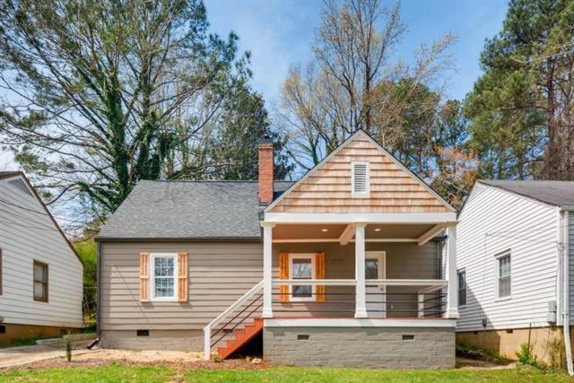 1321 Westmont Road SW, Atlanta, GA 30311 (MLS #5986310) :: Carr Real Estate Experts