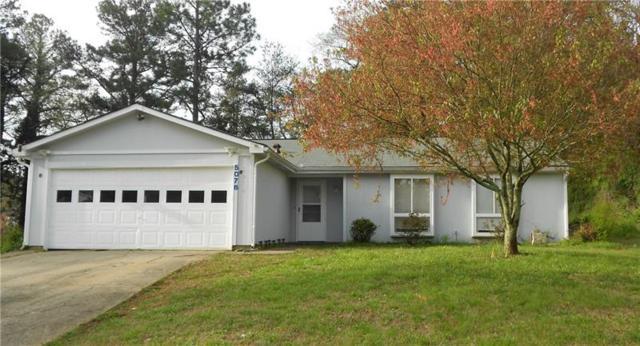 5076 Rockborough Trail, Norcross, GA 30071 (MLS #5986322) :: Carr Real Estate Experts