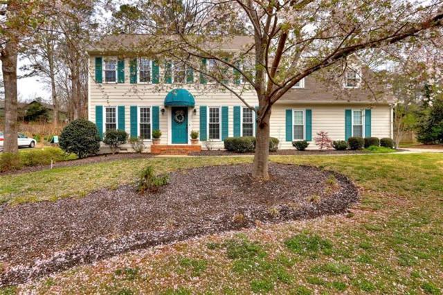 1661 Oak Crest Court, Marietta, GA 30066 (MLS #5986379) :: Carr Real Estate Experts