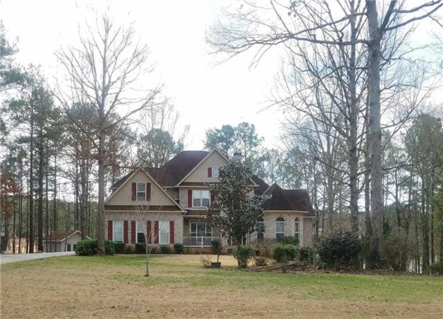 150 Baywatch Circle, Fayetteville, GA 30215 (MLS #5986409) :: RE/MAX Paramount Properties
