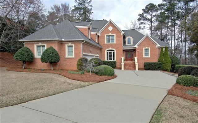 319 Broadmoor Way, Mcdonough, GA 30253 (MLS #5986492) :: The Hinsons - Mike Hinson & Harriet Hinson