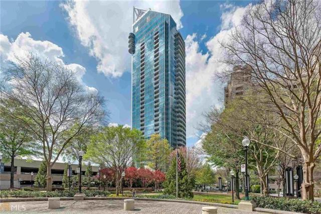 3338 Peachtree Road NE #1602, Atlanta, GA 30326 (MLS #5986564) :: The North Georgia Group