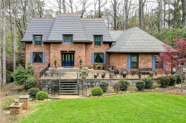 3646 Churchwell Court, Tucker, GA 30084 (MLS #5986602) :: RE/MAX Paramount Properties