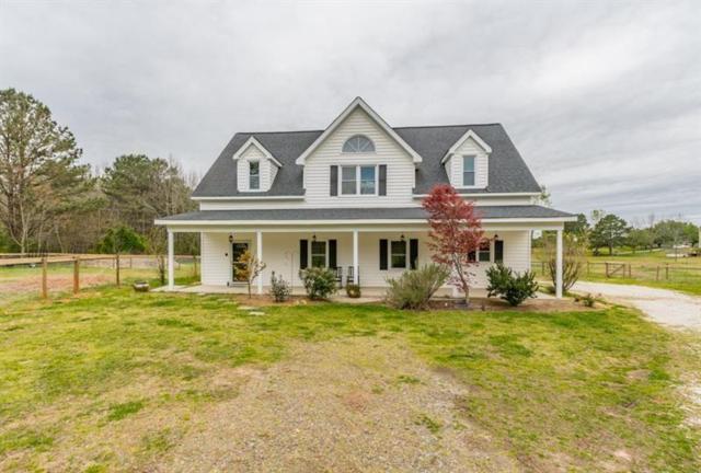 3121 Cox Cemetery Road, Social Circle, GA 30025 (MLS #5986609) :: Carr Real Estate Experts